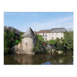 Carte Postale Réflexions de la France II