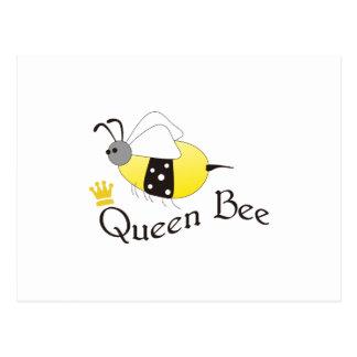 Carte Postale Reine des abeilles