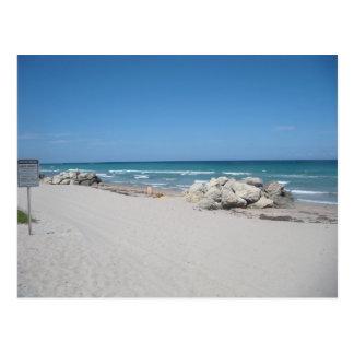 Carte Postale Relaxation sur la plage