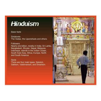 Carte Postale Religion, hindouisme, introduction