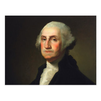 Carte Postale Rembrandt Peale - George Washington