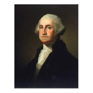 Carte Postale Rembrandt Peale - George Washington