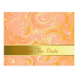 Carte postale--Réservez la date
