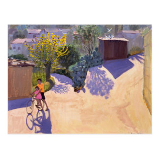 Carte Postale Ressort en Chypre 1996