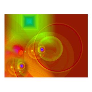 Carte Postale Réveil du troisième oeil