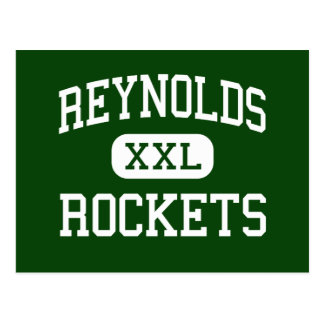 Carte Postale Reynolds - Rocket - hauts - Asheville