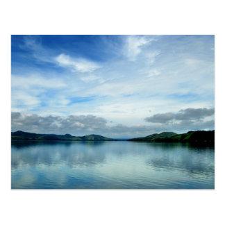 Carte Postale Riches de la Papouasie Indonésie de nature et de