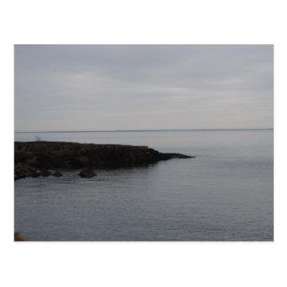Carte Postale Rivage du lac Supérieur