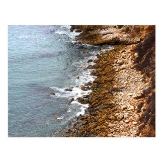 Carte Postale Rivages rocheux de Palos Verdes