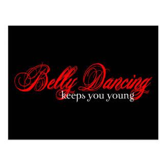 Carte Postale Roches de danse du ventre