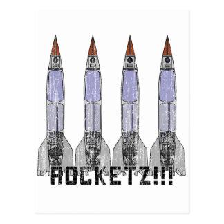 Carte Postale Rocketz4