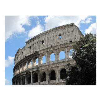 Carte Postale Rome antique Colosseum