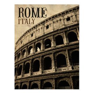 Carte Postale Rome vintage Italie