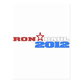 Carte Postale Ron Paul 2012