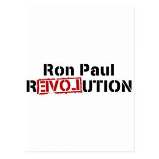 Carte Postale Ron-Paul-révolution
