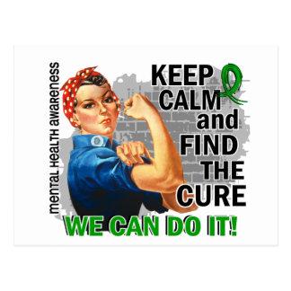 Carte Postale Rosie gardent Health.png mental calme