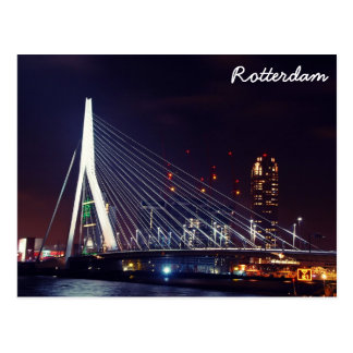 Carte Postale Rotterdam, Pays-Bas
