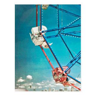 Carte Postale Roue de Balboa Ferris