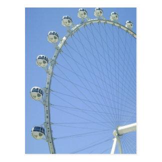 Carte Postale Roue de Las Vegas Ferris