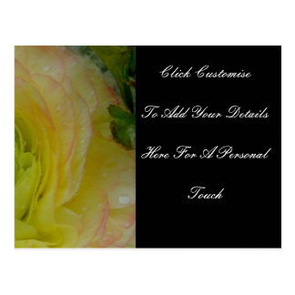 Carte Postale Royal rougissez