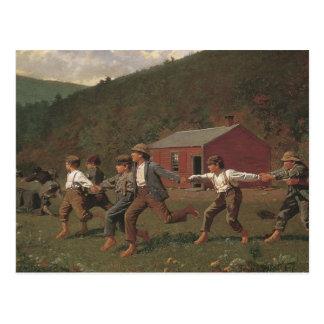 Carte Postale Rupture de Winslow Homer le fouet