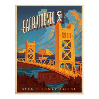 Carte Postale Sacramento, CA