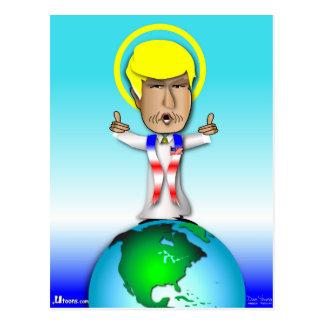 Carte Postale Saint Donald