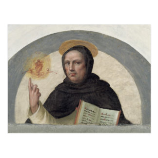 Carte Postale Saint Vincent Ferrer (fresque)