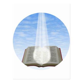 Carte Postale Sainte Bible