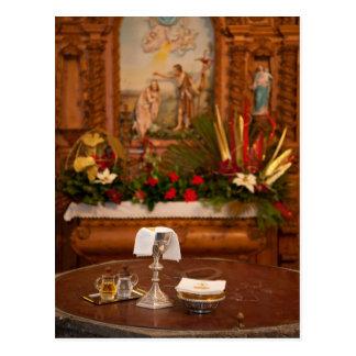 Carte Postale Sainte communion