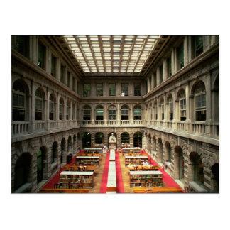 Carte Postale Sala di Lettura, construit en 1537-88 (photo)