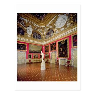 """Carte Postale """"Sala di Venere"""" (Hall de Vénus) contenant le Th"""