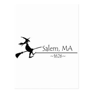 Carte Postale Salem, mA 1626