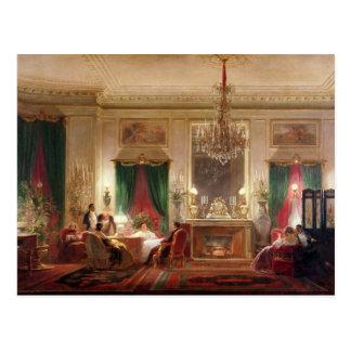 Carte Postale Salon de princesse Mathilde Bonaparte