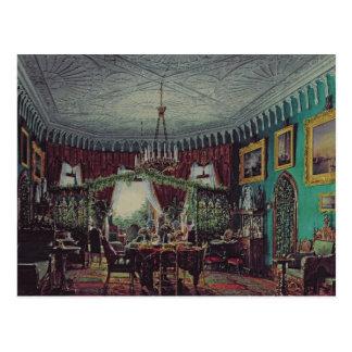 Carte Postale Salon d'impératrice Alexandra