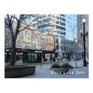 Carte Postale Salt Lake City