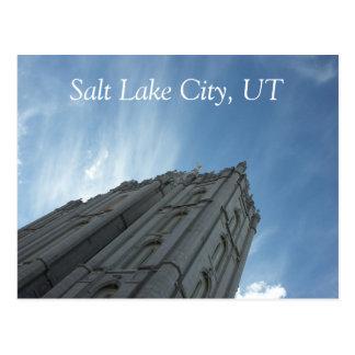 Carte Postale Salt Lake City, UT