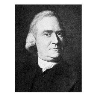 Carte Postale ~ Samuel Adams 1722 - 1803 d'Adams