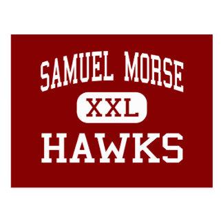 Carte Postale Samuel Morse - faucons - milieu - Milwaukee