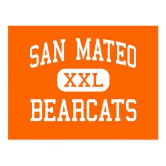 Carte Postale San Mateo - Bearcats - haut - San Mateo la