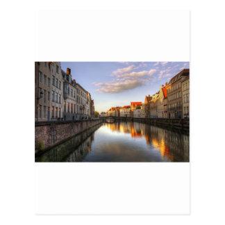 Carte Postale San Pétersbourg, Russie