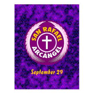 Carte Postale San Rafael Arcangel