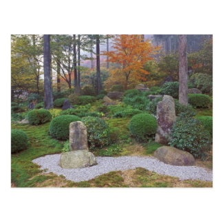 Carte Postale Sanzen-dans le temple, Ohara, Kyoto, Japon 4