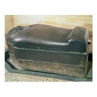 Carte Postale Sarcophage d'Eshmunazar, roi de Sidon