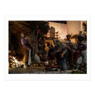 Carte Postale Scène de nativité à Vatican