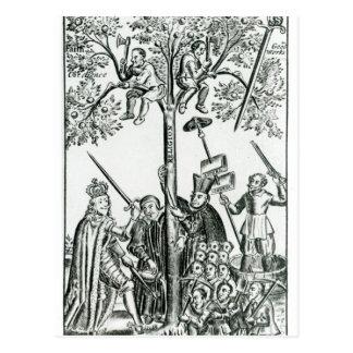 Carte Postale Scène 'des oracles du berger