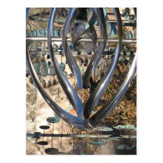 Carte Postale Sculpture dans Sedona, Arizona