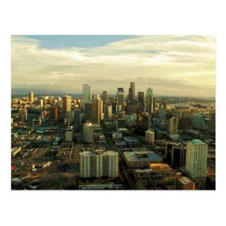 Carte Postale Seattle du centre