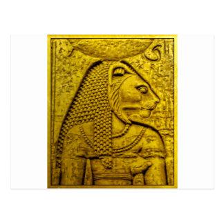 Carte Postale Sekhmet