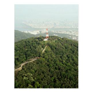 Carte Postale Séoul de photo ci-dessus